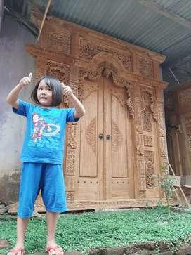 cuci gudang pintu gebyok gapuro jendela rumah masjid musholla afwan