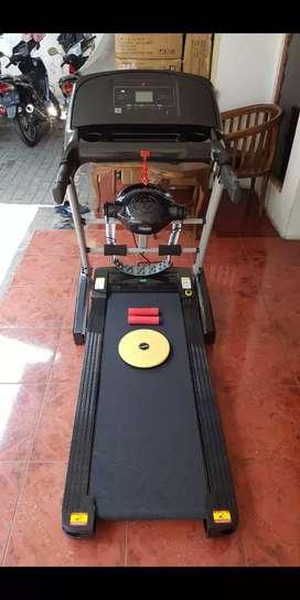 fitnes treadmill elektrik sports i8  Semarang19