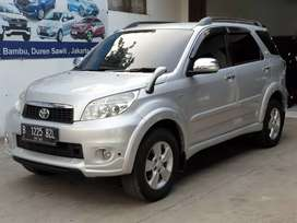 Toyota Rush S At Thn 2012 TDP 5 jt Good Condition