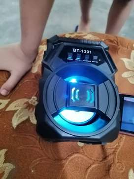 Bluetooth Mobile Disco light Speaker Made By France