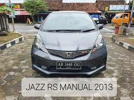 Jazz rs manual 2013