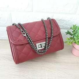 Fashion Bag Camelia Risue