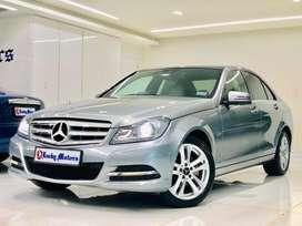 Mercedes-Benz C-Class 250 CDI Avantgarde, 2011, Diesel