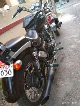 Thunder bird ES 350 Flicker black