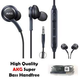 AKG High Quality Handsfree/Handfree/Earphone/Headphone/Headset