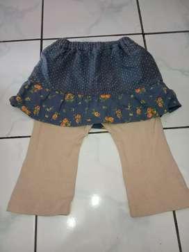 Leging rok anak