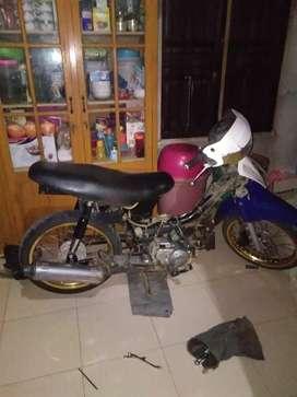 Dijual motor kebun RP. 3 juta bisa nego