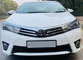 Toyota Corolla Altis 1.8 VL AT, 2015, Petrol
