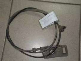 Front r c cable assy