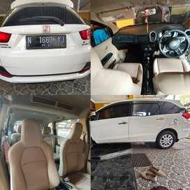 Dijual cepat Honda Mobilio 1,5E MT 2014