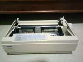 Printer dotmatrix epson lx 300 + conf usb