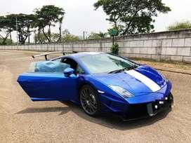Lamborghini Gallardo LP 560-4 Valentino Balboni only 1 in Indonesia