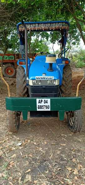 Tractor top and bumper