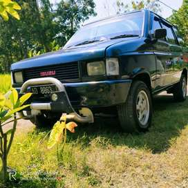 Jual panther 2,3 1995 plat AD solo