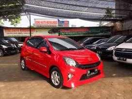 Toyota Agya 1.0G 2017 Manual BH Mobil Terawat
