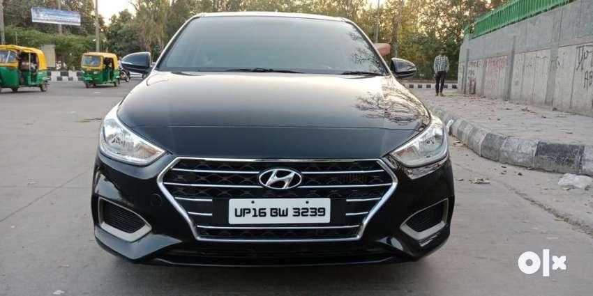 Hyundai Verna Fluidic 1.6 CRDi EX, 2018, Diesel 0