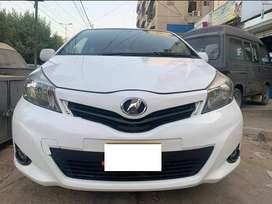 Toyota Vitz On Esay Monthly Installment