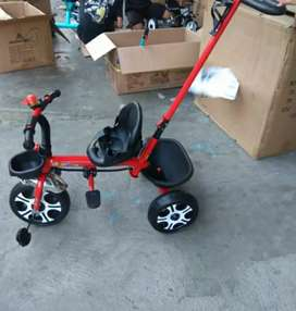 Sepeda anak roda 3 dorong