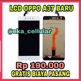Lcd Oppo A37 Murah,, Bergaransi,, gratis pasang