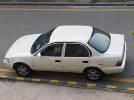 Toyota / Corolla 2. OD saloon color white for sale