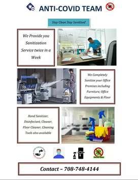 Sanitization Service