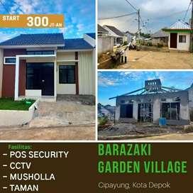 Rumah Ready Di Depok Cash Hanya 300 Jutaan Saja Dekat Stasiun