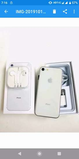 Iphone 8 with warranty