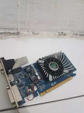 VGA GT210 dan HDD laptop