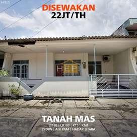 Rumah Siap Pakai Tanah Mas Semarang Utara