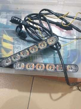 Di jual cepat lampu led mobil