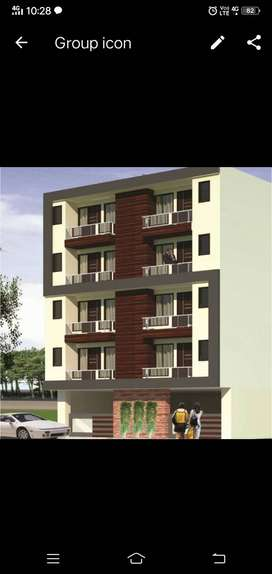 3BHK, Upper ground, with car and bick parking