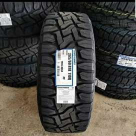 Ban Ford Everest Merk Toyo Open Country R/T 265/60 R18 Ban Offroad