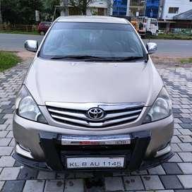 Toyota Innova 2.5 VX 7 STR, 2011, Diesel
