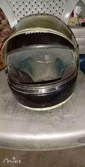 Helmet branded AEROSTAR ISI marka
