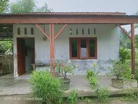 Rumah dijual luas bangunan kurang lebih130m