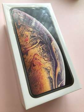 Brand new iPhone  xs max with bill & all accessories
