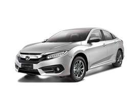 Get Honda Civic VTI Prosmetic 1.8 Just on 20% Down payment..!