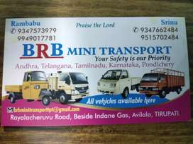 Need urgent drivers for full time in BRB Mini Transport