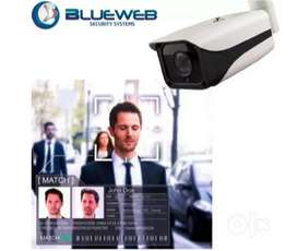 Blueweb CCTV camera and AMCs @ affordable prices