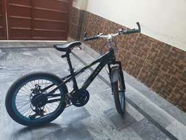 Sports Cycle for sale. Used only 1 year
