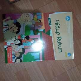 Buku Tematik Kelas II SD