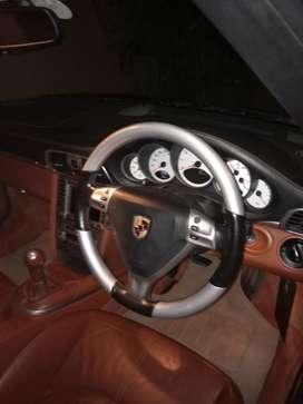 Porsche 911 Carrera 4S, 2008, Petrol