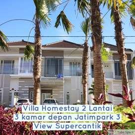 Homestay villa pilihan untuk anda berlibur ke Batu