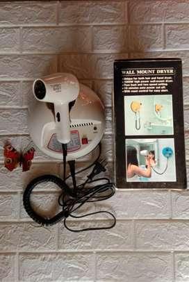 Hair Dryer Dinding