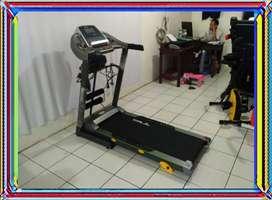 Treadmill elektrik TL 288 multifungsi id 4596