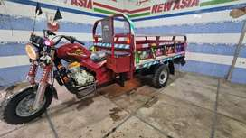 New Asia Loaders Rikshaw