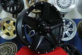 gratis kirim velg racing xpander terios rush innova brv ring 18