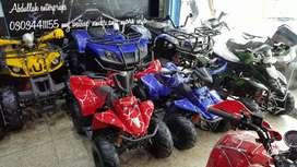 Durable engine atv quad 4 wheels delivery all pakistan