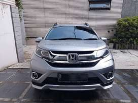 FS. Honda BR-V E Prestige CVT 2016 (D) Sangat Istimewa Like New !!!