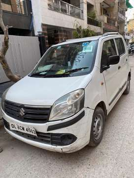 Company fitted CNG , petrol variant , Car in Good condition